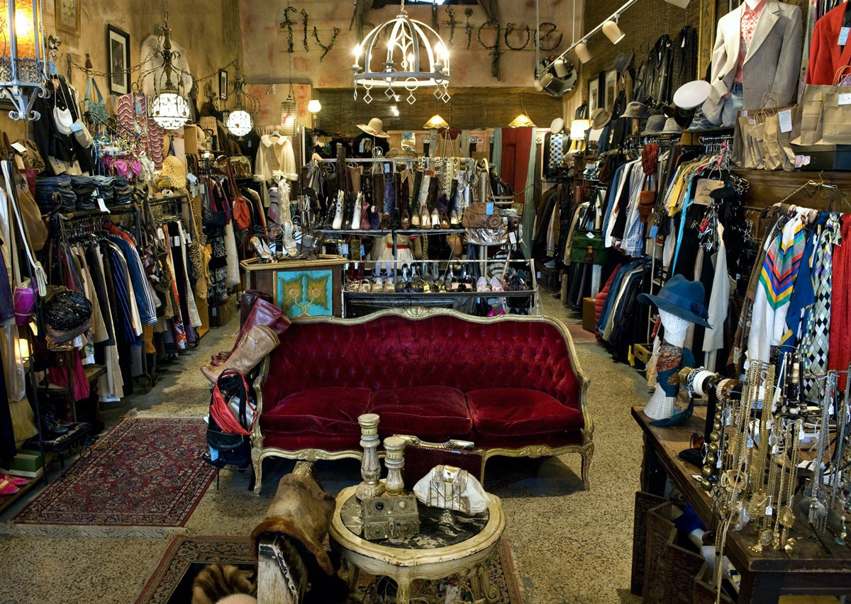 Fly boutique designer & vintage shopping in mimo district miami