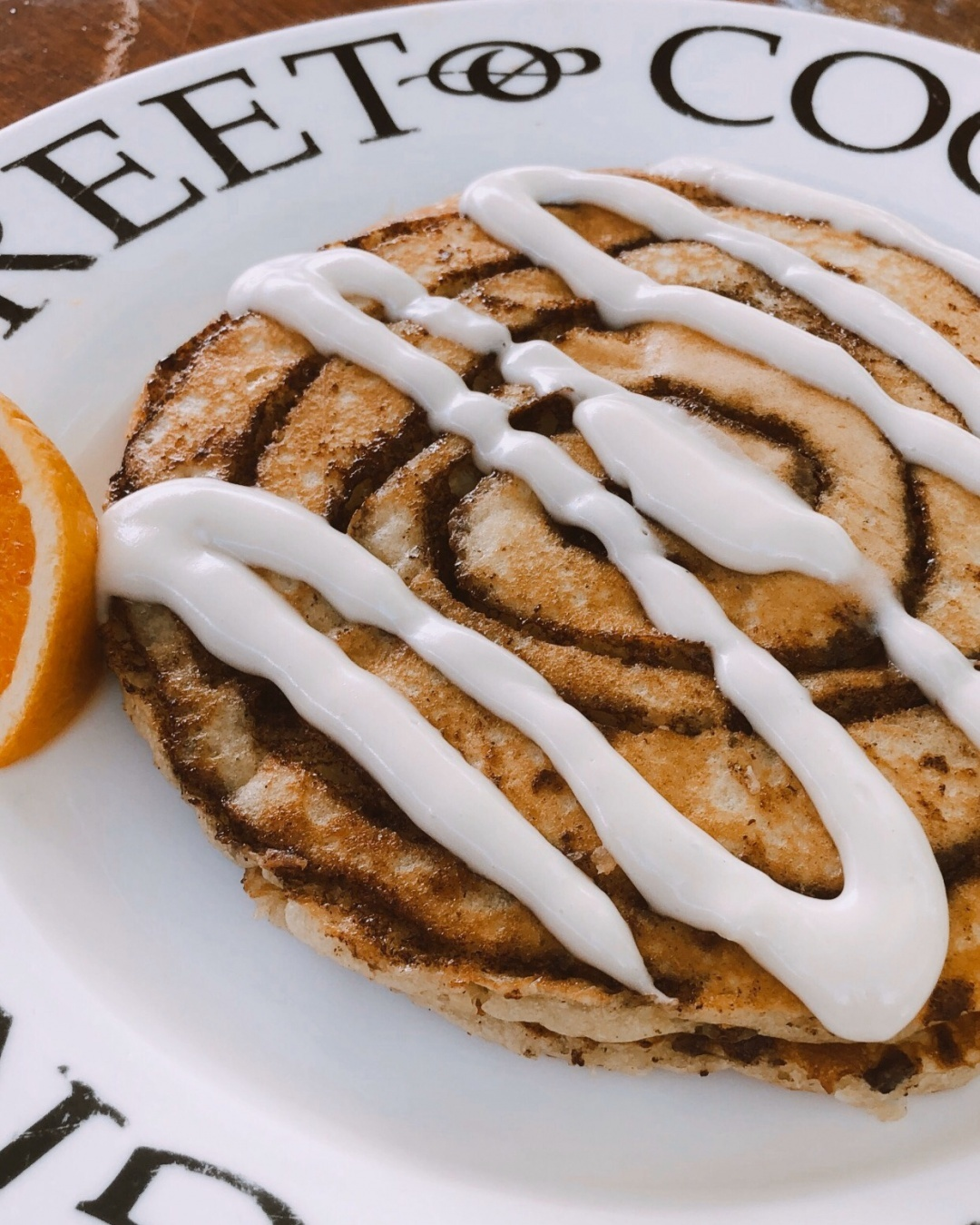 Best Brunch in Coocnut Grove Greenstreet Cafe