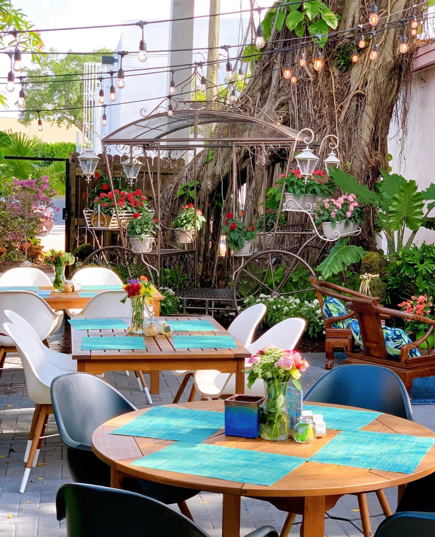 La Social MiMo Miami Historic District Hidden Gem REstaurant for Brunch