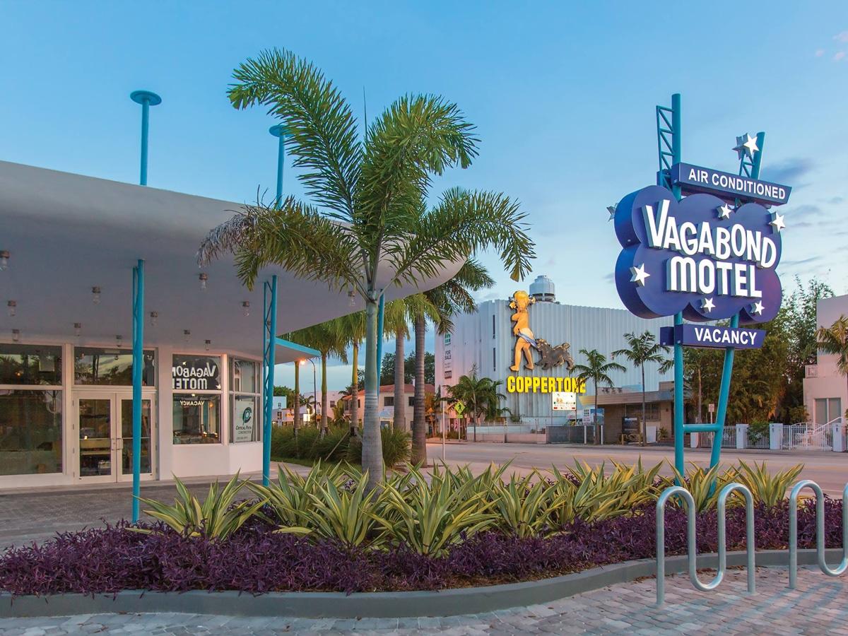 Vagabond Mr Mandolin MiMo Miami Historic District Hidden Gem REstaurant for Brunch