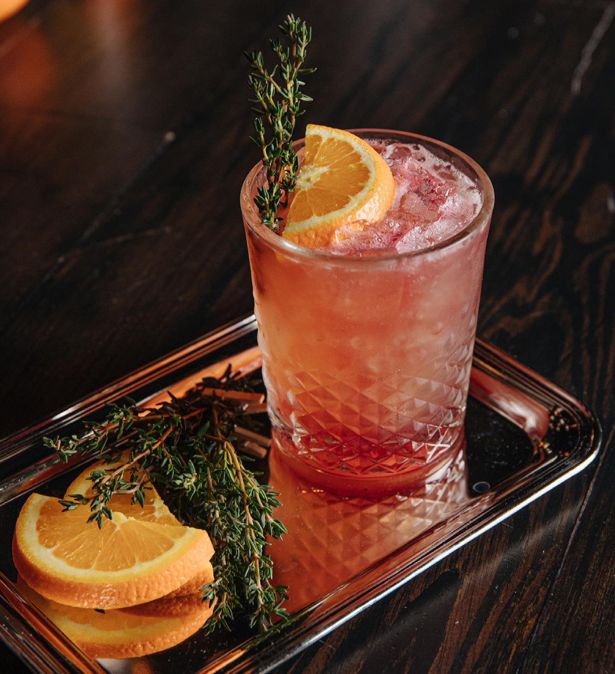 The Gramercy New Restaurant in Coral Gables cocktails