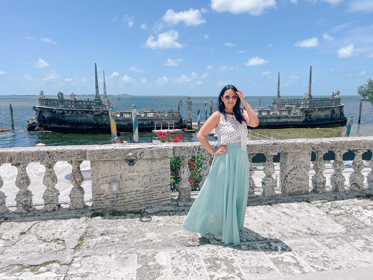 Best Things To Do in Miami: Vizacaya Museum & Gardens the barge