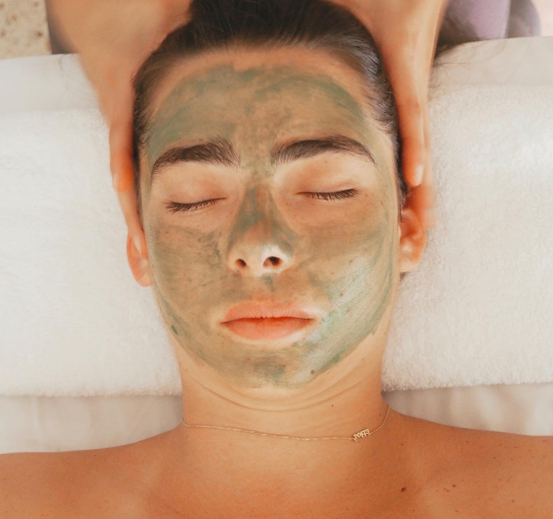 Natural Miami Facials Habits Skin Lab in Little Havana detox face mask